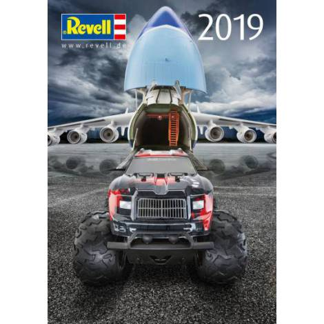 Revell catalogue 2019 (de, gb)