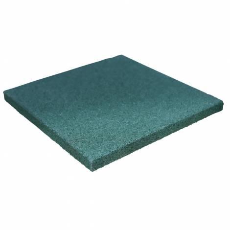 Pavele cauciuc pentru beton 40x40 cm, grosime 2 cm, diverse culori