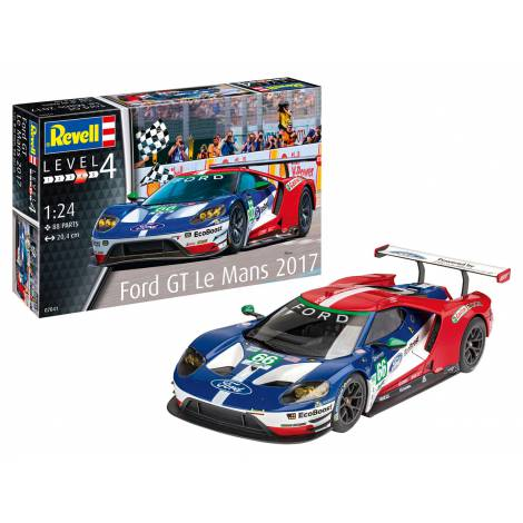 Revell model set ford gt le mans