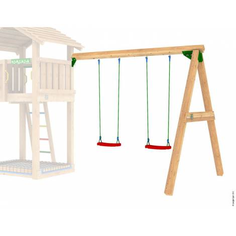 Modul de leagane Swing - Jungle Gym