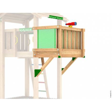 Modul balconas Balcony - Jungle Gym