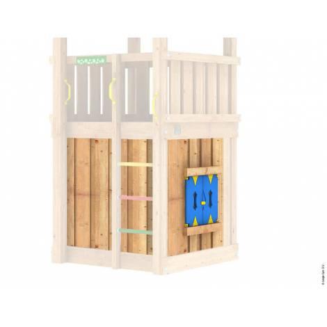 Modul Playhouse pentru turnuri mici - Jungle Gym