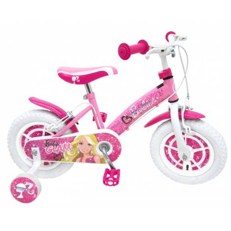 Stamp - Bicicleta copii Barbie 12 inch