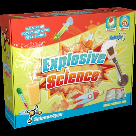 Laboratorul exploziv