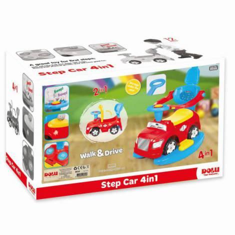 Masinuta 4 in 1 - step car