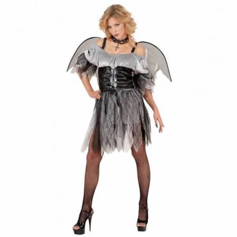 Costum inger intunecat halloween