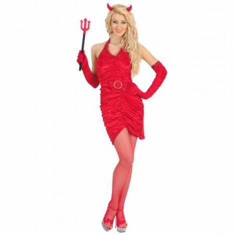 Costum diavolita senzuala halloween