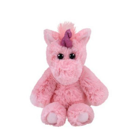 Plus unicornul LILY (15 cm) - Attic Treasures, Ty