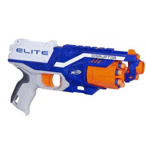 Nerf blaster disruptor