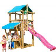 Complex de joaca Hut cu Minimarket - JungleGym