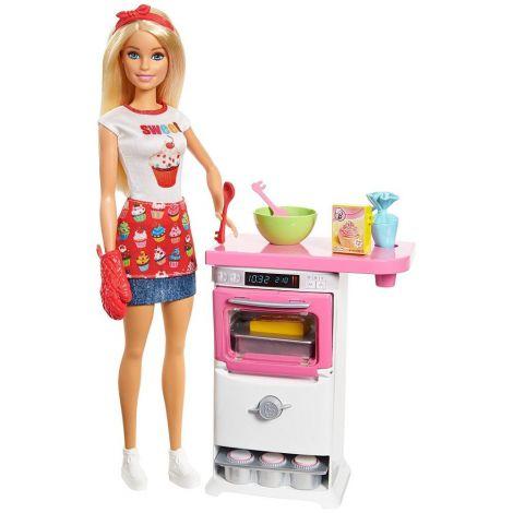 Set de joaca Brutaria Barbie - Mattel