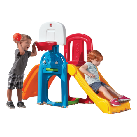 Spatiu de joaca Sports Time Climber 850300 Step2