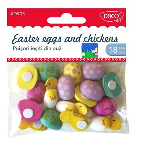 Puisori iesiti din ou