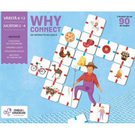 Joc Interactiv - Why Connect? imagine