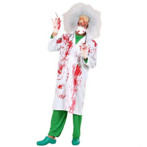 Costum doctor chirurg horror adult