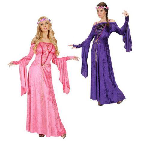 Costum Printesa Medievala imagine