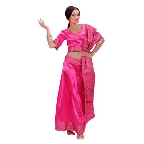 Costum Indianca Bollywood imagine