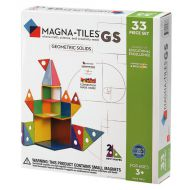 Set de constructie-Magna-Tiles Geometric Solids set magnetic