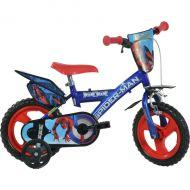 Bicicleta copii 12 spiderman home