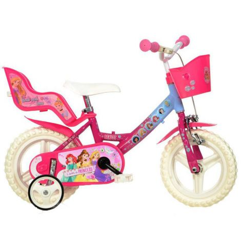Bicicleta princess 12 - dino bikes-124pss