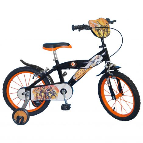 Bicicleta star wars 16
