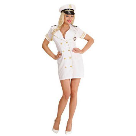 Costum capitan vas feminin