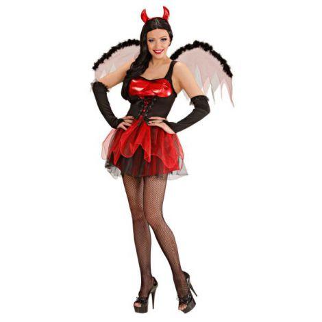 Costum diavolita seducatoare