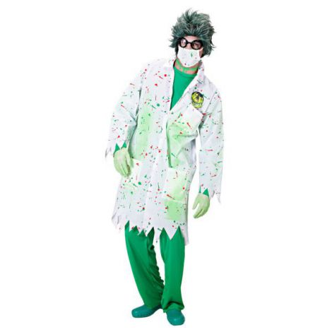 Costum doctor cercetator toxic