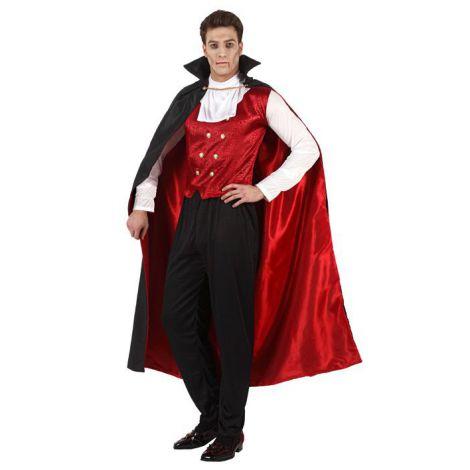 Costum vampir clasic - marimea 128 cm