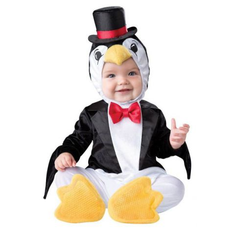 Costum bebe pinguin