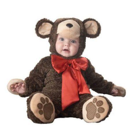 Costum bebe ursulet