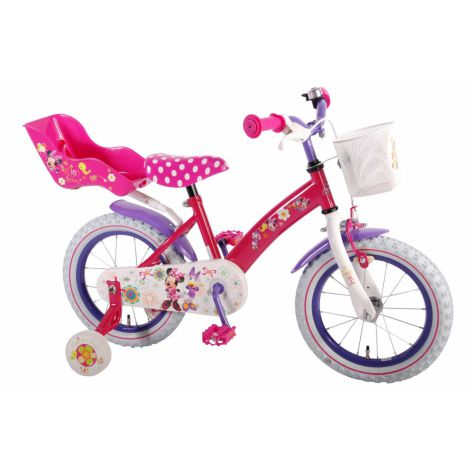 Bicicleta e-l minnie mouse 14