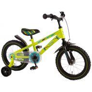 Bicicleta e-l blade electric green 14