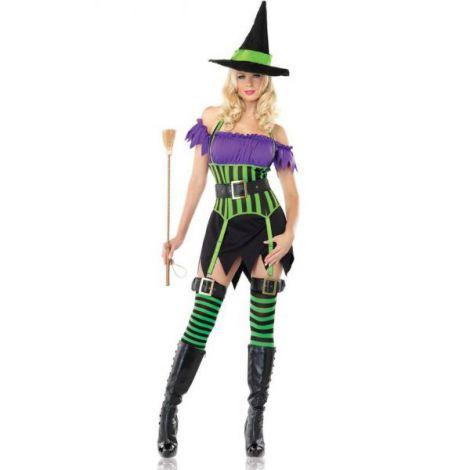 Costum vrajitoare magica sexy