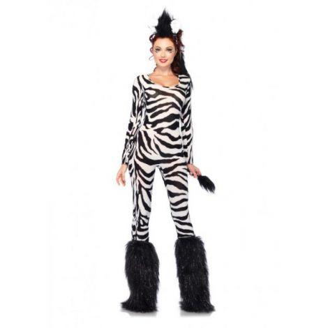 Costum zebra