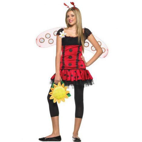 Costum gargarita adolescent