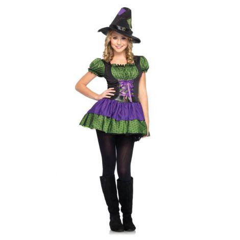 Costum adolescenti vrajitoare hocus pocus