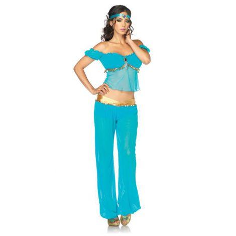 Costum dansatoare orientala - marimea 140 cm