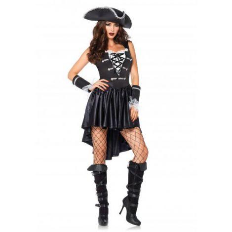 Costum Capitan Pirat imagine