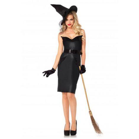 Costum vrajitoare eleganta halloween