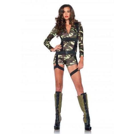 Costum army