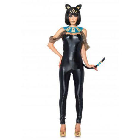 Costum pisica egipt - marimea 158 cm