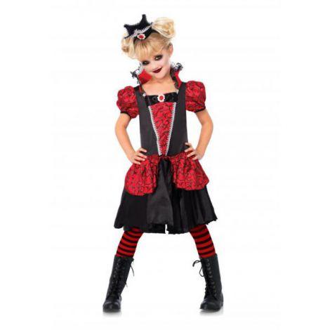 Costum vampirita rebela - marimea 158 cm