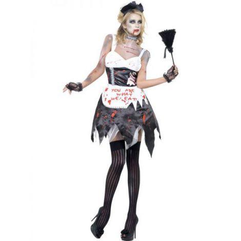 Costum zombie menajera