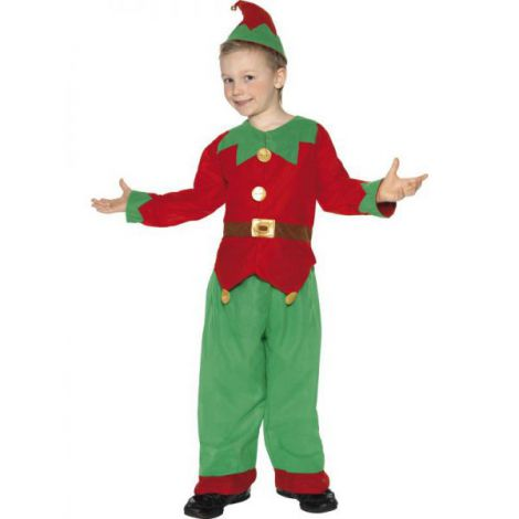 Costum elf copii serbare