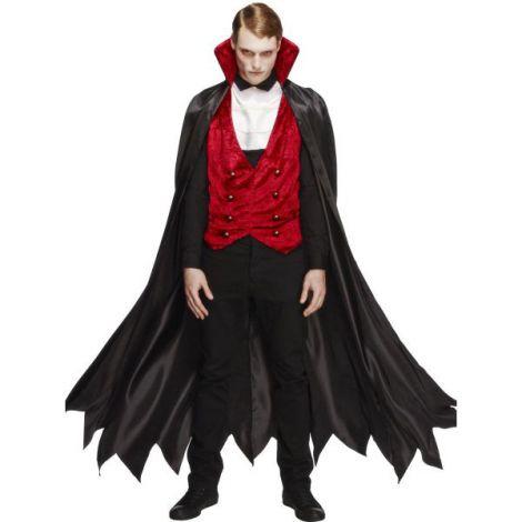 Costum Vampir Clasic imagine