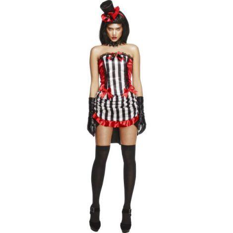 Costum Vampirita Sexy Halloween imagine