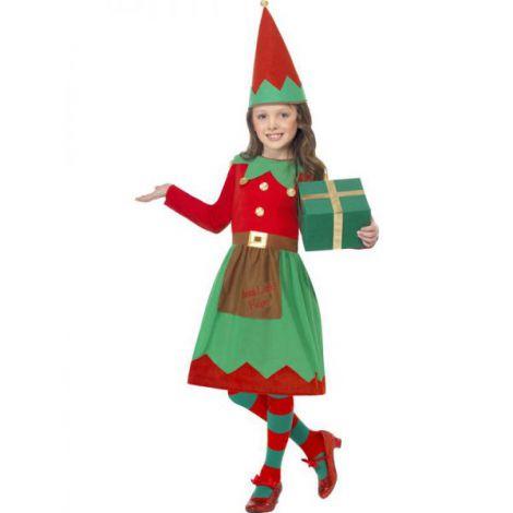 Costum elfita fetita