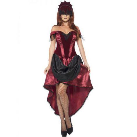 Costum venetian temptress - marimea 140 cm