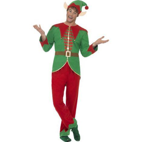 Costum elf barbat - marimea 140 cm